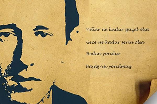 Başağrısı şairleri Orhan Veli, Hasan Hüseyin başağrısı şiirleri