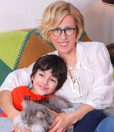 About Dr. Emel Gokmen family
