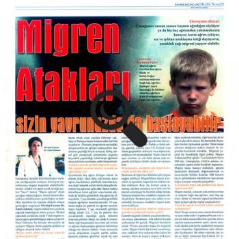 Migraine Attacks in Children
