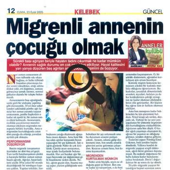 Migraineur Mother