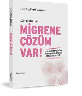Migraine Solutions, my book