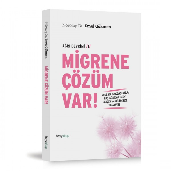 Photo gallery Migraine Solutions cover Dr. Emel Gokmen