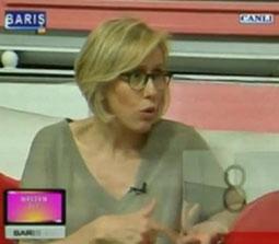 TV interviews, Baris TV, Yasama Dair, Noral Terapi Nedir? Migren ve Kume Bas Agrisi, Dr. Emel Gokmen