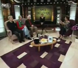 TV interviews, TV8, Yonca Ebuzziya, Migren Boyun Fitigi, Dr. Emel Gokmen