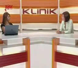 TV interviews, Turk Max, Klinik, Migren ve Noral Terapi, Dr. Emel Gokmen
