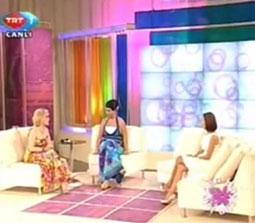 TV interviews, TRT1, Hayatin Icinden, Migren Agrisi Bas Agrilarinda Noral Terapi, Dr. Emel Gokmen