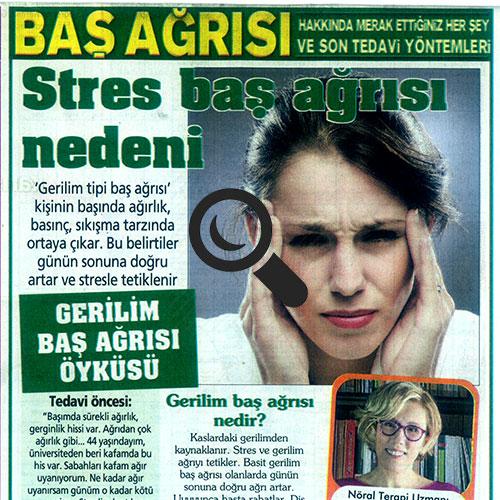 Stres Baş Ağrısı