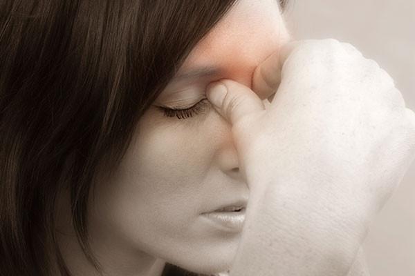 Sinüzit baş ağrısı