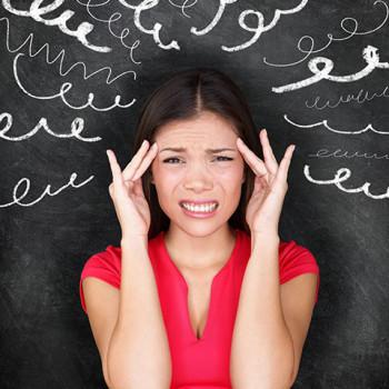 stres baş ağrıları